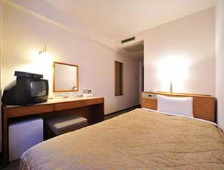 八王子スカイホテルの客室の写真