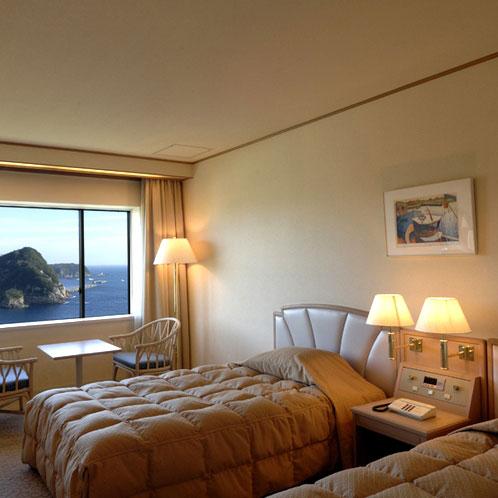 下田東急ホテルの客室の写真