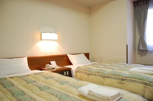 ホテルルートイン第1長野の客室の写真