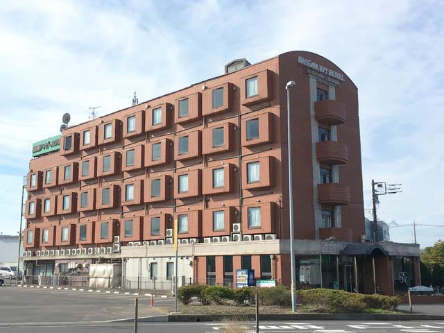 鹿島アイビーホテル