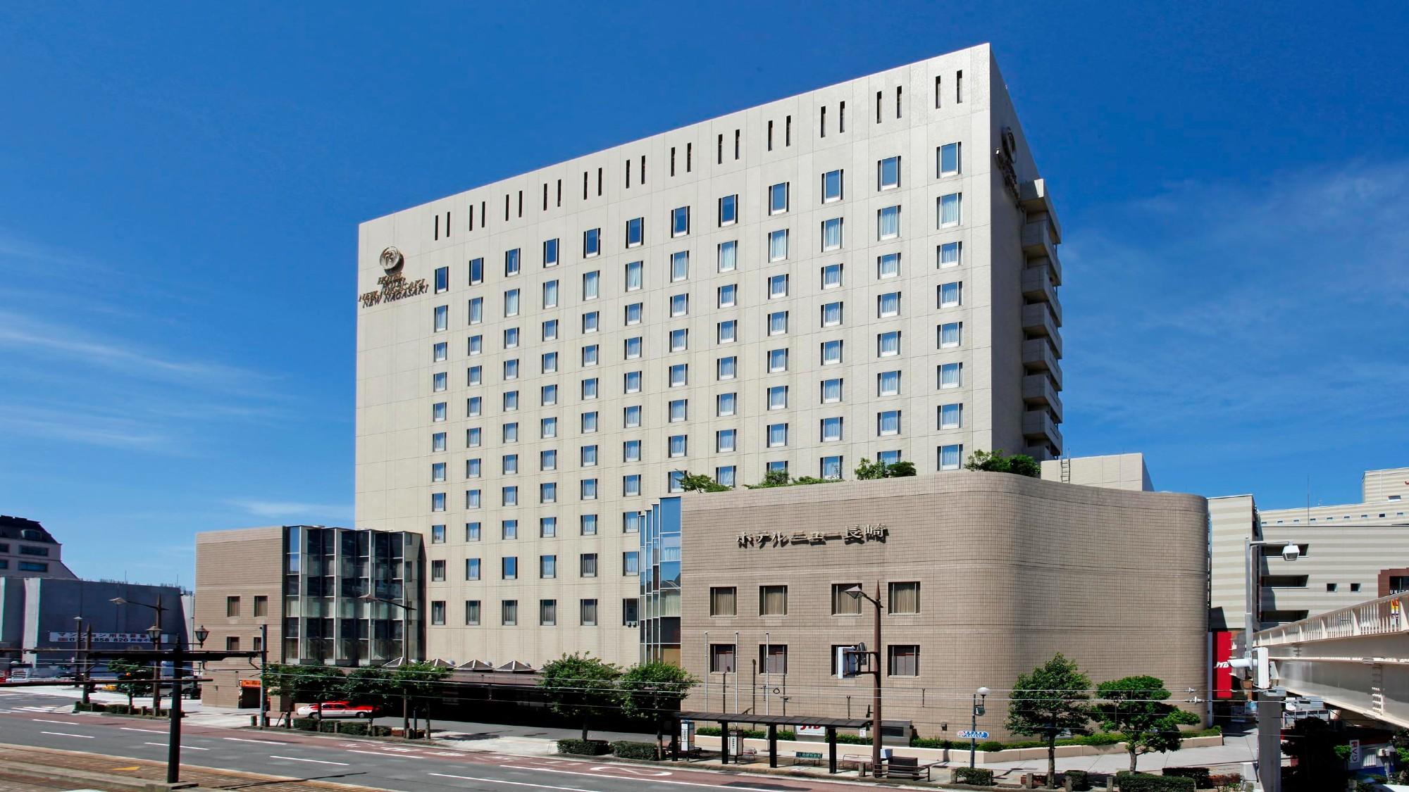 長崎で朝食のおいしいおすすめのホテル教えてください。