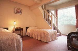プチホテル&レストラン エアメイルの客室の写真