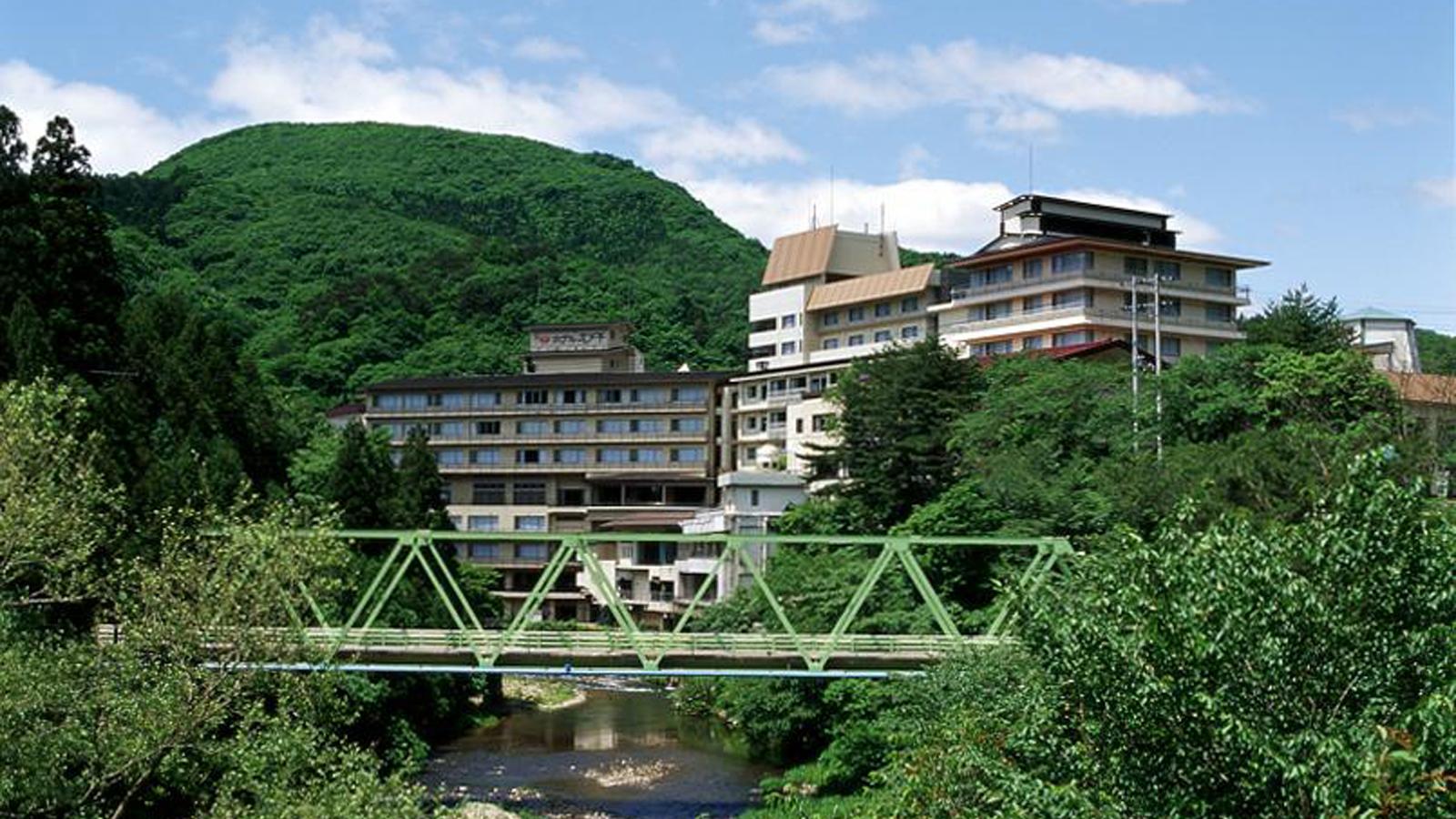 ホテル志戸平 外観