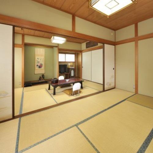 苫田温泉 いやしの宿 泉水の客室の写真