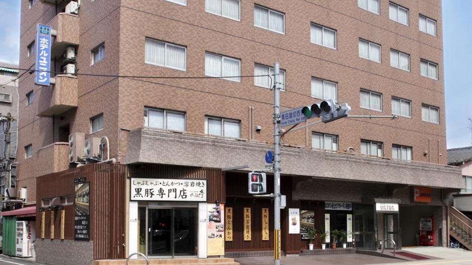 ホテル ユニオン 外観写真