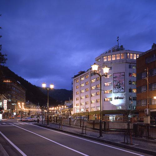 下呂温泉 白樺ホテル...
