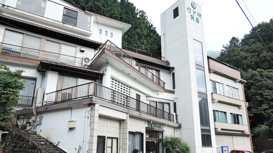 鈍川温泉 カドヤ別荘の施設画像
