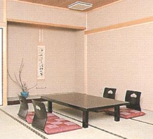 鳥羽 あじ彩の宿 小浜荘の客室の写真