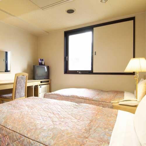 金沢セントラルホテル(本館)の客室の写真