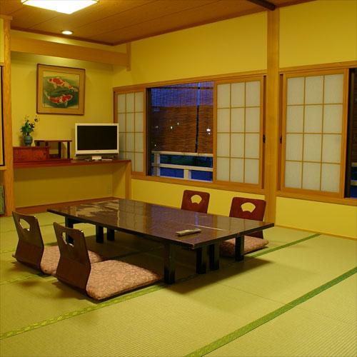 旅館 さわや本店の客室の写真
