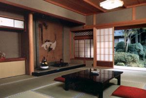 天徳院の客室の写真