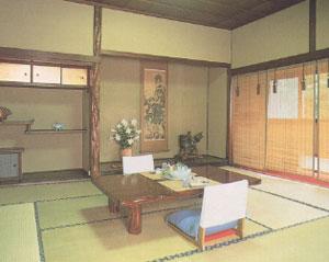 旅館 海月(三重県)の客室の写真