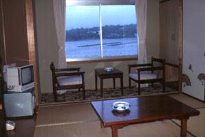 石山荘の客室の写真