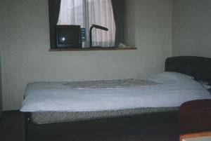 ビジネスホテル 可部の客室の写真