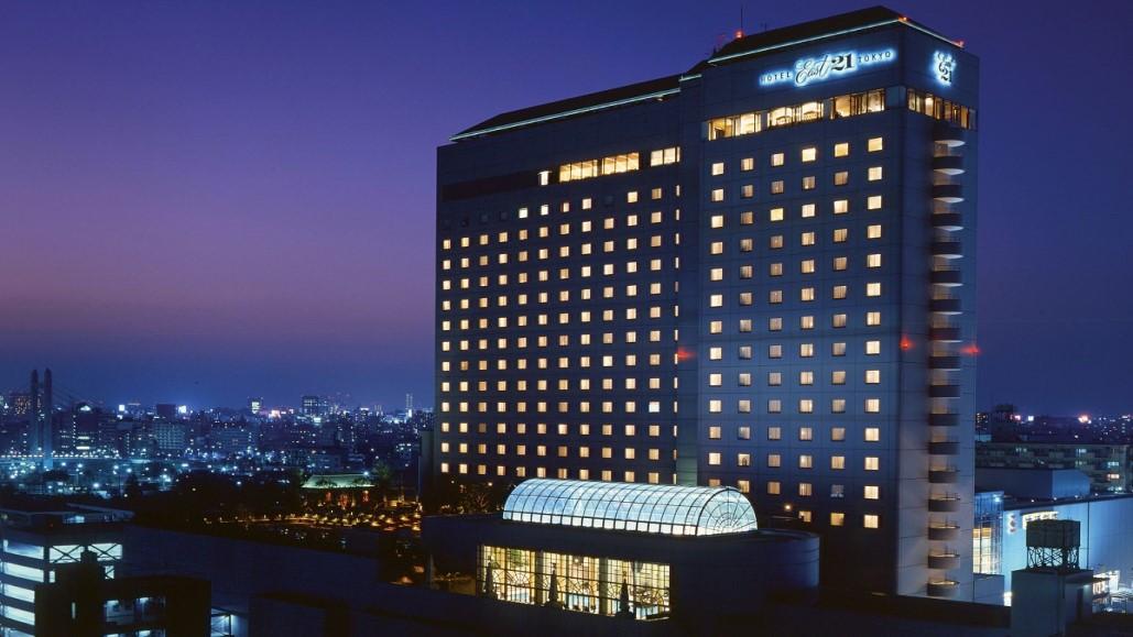 ホテルイースト21東京(オークラホテルズ...