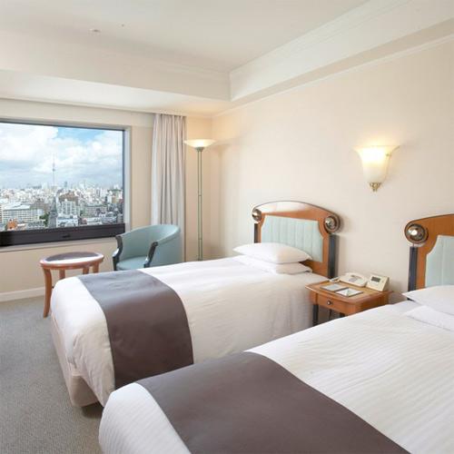 ホテルイースト21東京(オークラホテルズ&リゾーツ)の客室の写真