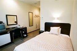 広島ダイヤモンドホテルの客室の写真