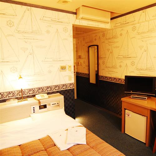 ホテルウィングインターナショナル須賀川の客室の写真