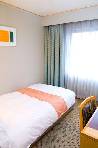 ロイヤルパークホテル高松 別館(旧チサン グランド 高松)の客室の写真