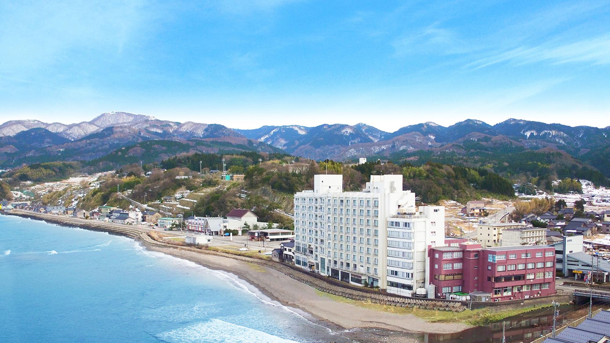 能登輪島温泉 ホテルこうしゅうえん(旧 ホテル高州園)