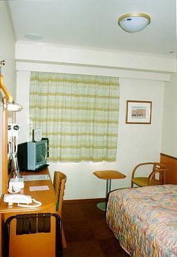 アーベイ天王寺ホテルの客室の写真