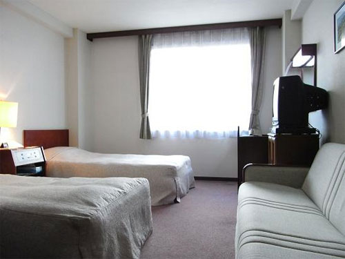 ニュー富良野ホテルの客室の写真