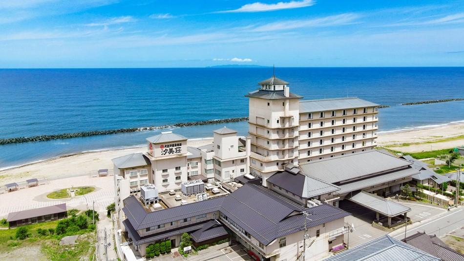 11月の紅葉シーズンに合わせ新潟旅行を計画中。日本海に沈む夕日が見られる瀬波温泉の宿を教えて欲しい!