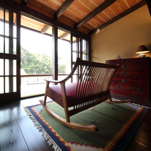 有福温泉 竹と茶香の宿 旅館 樋口の客室の写真