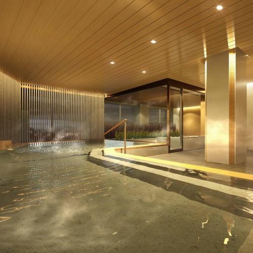 京湯元 ハトヤ瑞鳳閣の客室の写真
