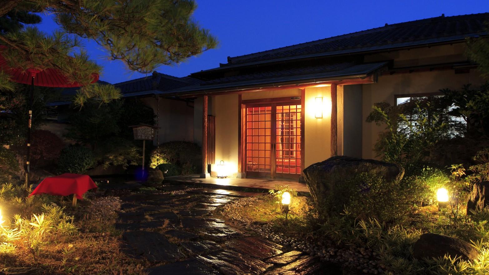 戸倉上山田温泉で景観のいい宿!