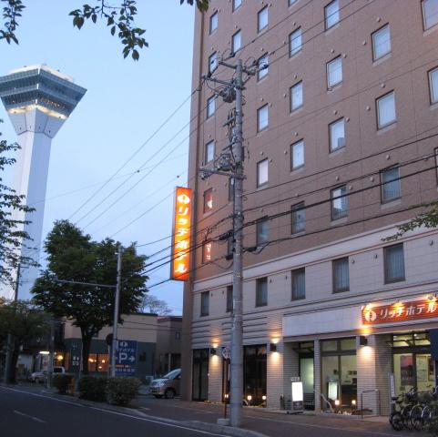 函館リッチホテル五稜郭 外観