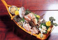 ☆ボリューム満点海の幸1泊2食付【和室12畳4〜6名】