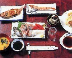 ☆ボリューム満点海の幸1泊2食付【和室6畳1〜3名】
