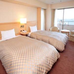スターホテル横浜の客室の写真