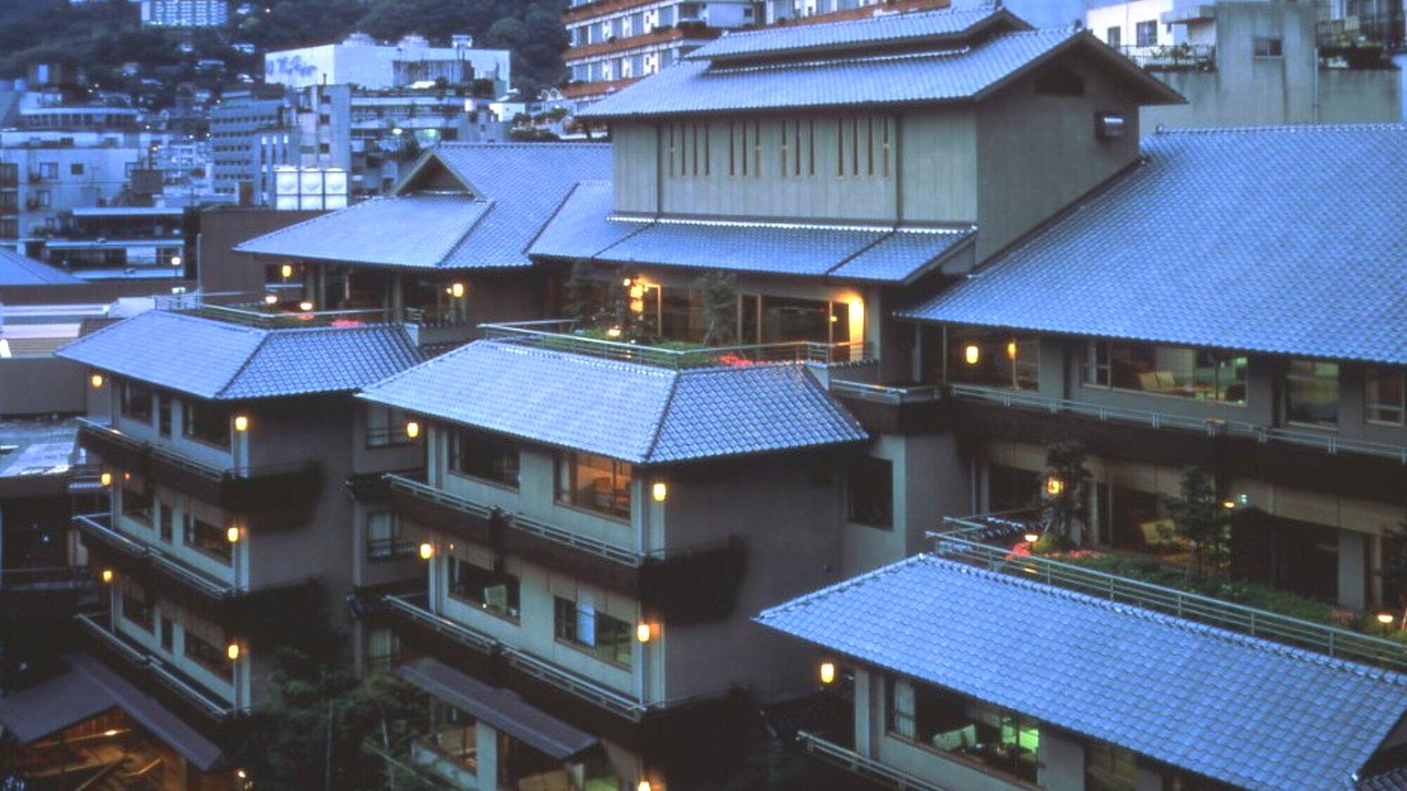 熱海温泉 大月ホテル 和風館 その1