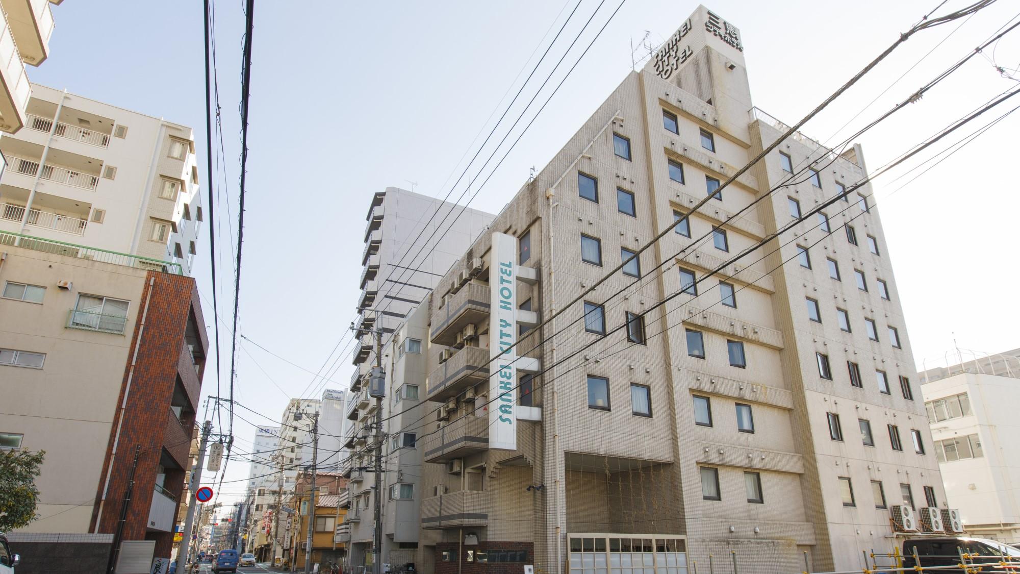 三恵シティホテル八王子の詳細