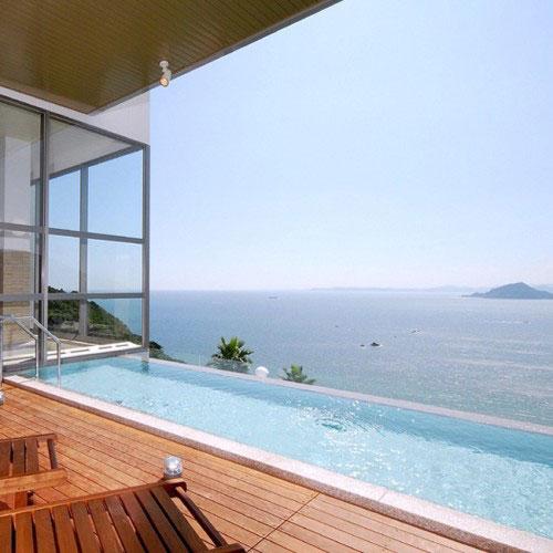 伊良湖ビューホテルの客室の写真
