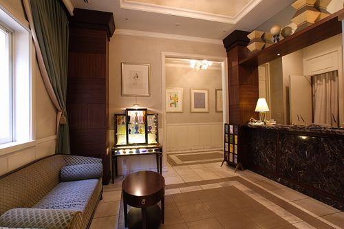 ホテルモントレ ラ・スールギンザの室内