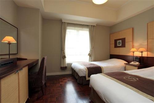 ホテルモントレ銀座の客室の写真