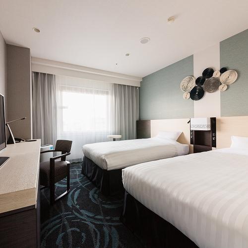 JR東日本ホテルメッツ溝ノ口の客室の写真