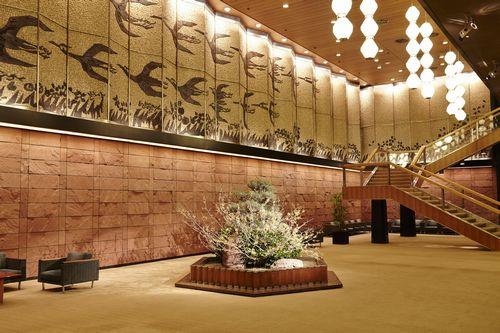 ホテルオークラ東京(別館)の客室の写真