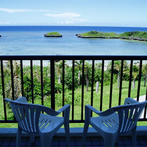 沖縄ホテル、旅館、星砂ビーチフロント コーラルガーデン <西表島>