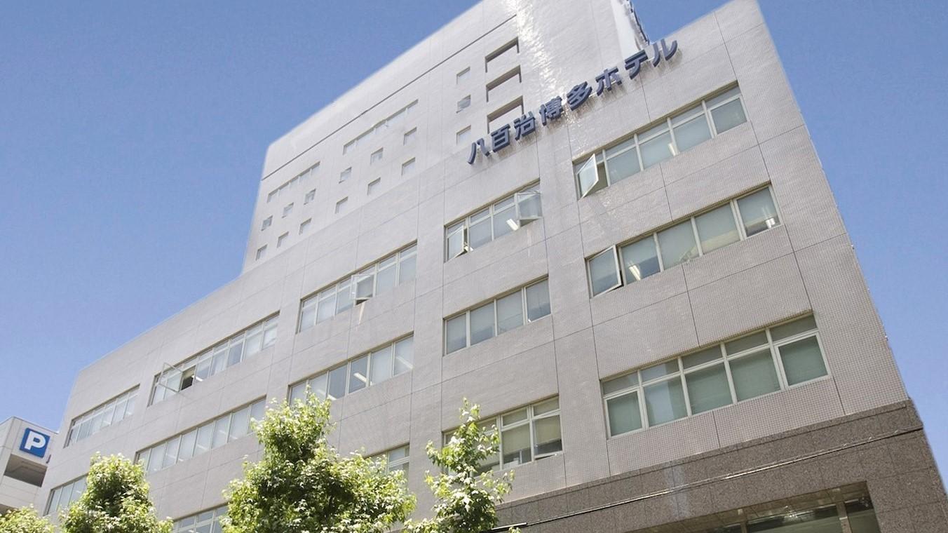 JR博多駅近くのホテルがたくさんあり、いつも迷います。