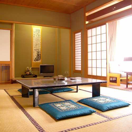 ホテル海楽荘の客室の写真