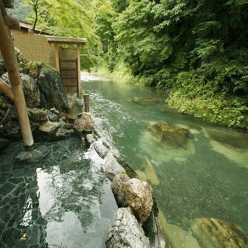 湯西川温泉 本家伴久 平家伝承かずら橋の宿 画像