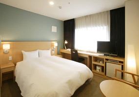 アートホテル弘前シティの客室の写真