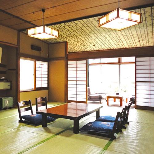 天下茶屋の客室の写真