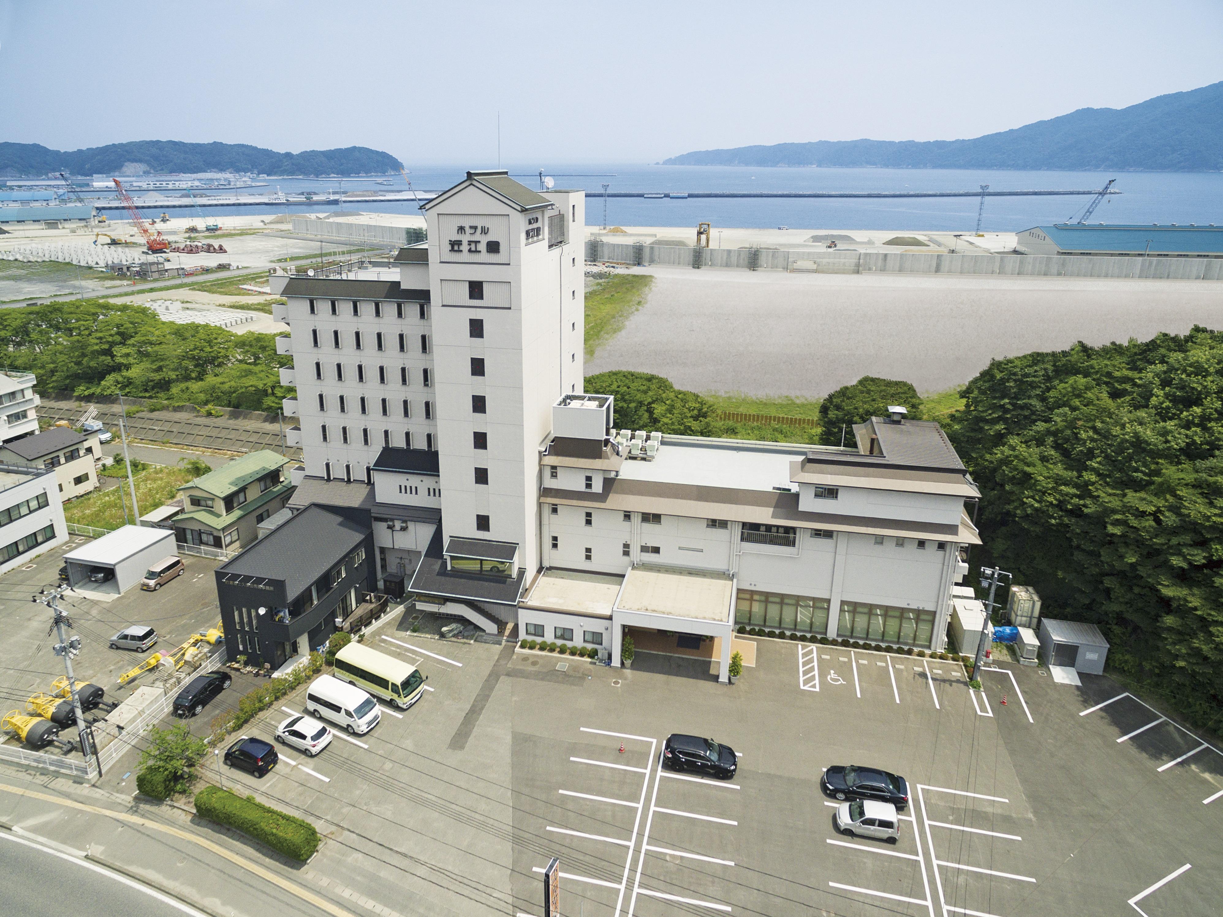 岩手宮古 ホテル近江屋...