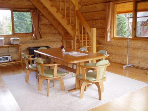 Rental Log Cottage West Village