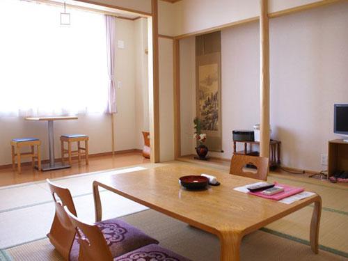 ニュー泊崎荘の客室の写真